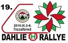 Dahlie Rallye 2015