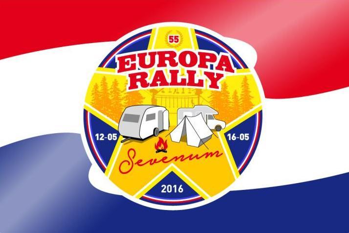 Europa Rally 2016 logo