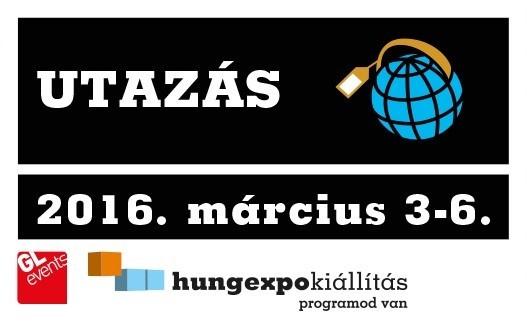 Utazás 2016 logo