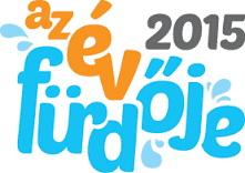 Az év fürdője 2015 logo