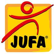JUFA logo