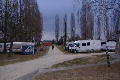 Tiszakécske Anita Camping